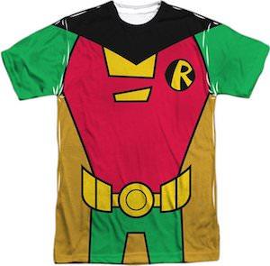 Robin Costume Print T-Shirt