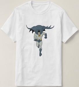 Running Batman T-Shirt
