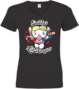 Harley Quinn Kitty T-Shirt
