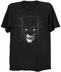 Batman Skull T-Shirt