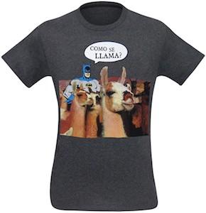 Batman Como Se Llama T-Shirt