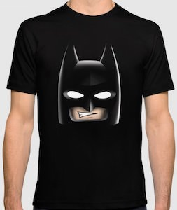 The Face Of Batman T-Shirt
