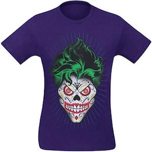 The Joker Skull T-Shirt