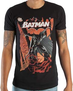 Batman And His Bats T-Shirt