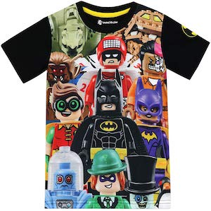 LEGO Figures Batman T-Shirt