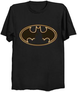 Batman And His Logo T-Shirt