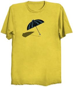 Batman Umbrella T-Shirt