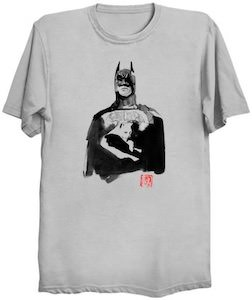 Batman And His Cat T-Shirt
