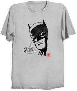 Batman Does Not Like Covid T-Shirt