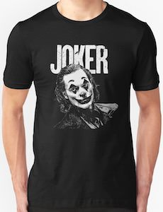 The Joker Portrait T-Shirt