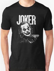 The Joker Portrait T-Shirt