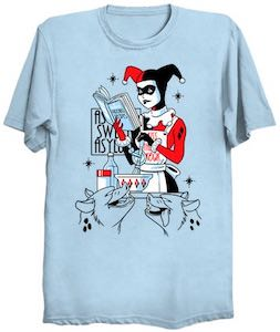 Harley Quinn Making Pudding T-Shirt