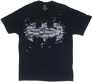 Batman Logo of Logos t-shirt