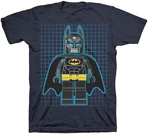 LEGO Batman Grid T-Shirt