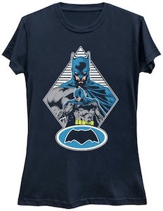 Batman Staring At His Logo T-Shirt