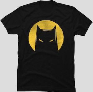 Batman Moonlit T-Shirt