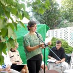 Poetry Reading by Maria Provenzano