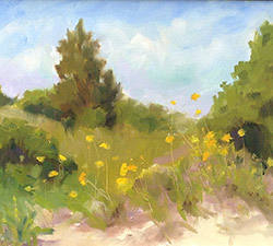 June Morning by Mary Ann Kline