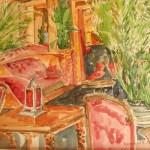 Interior Saratoga Adelphi