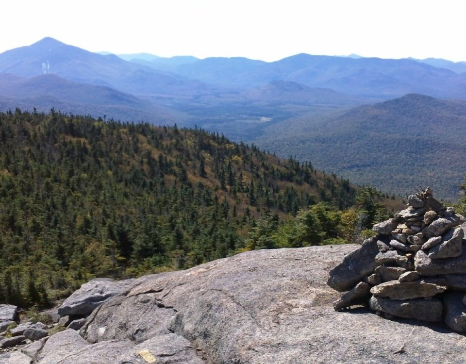 CYCLING IN THE ADIRONDACK MOUNTAINS