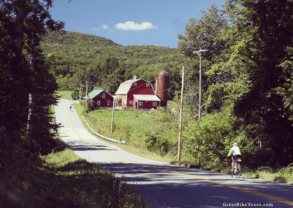 bike vermont