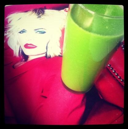 Green beauty juice
