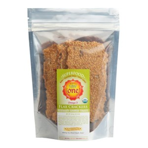 Raw One Flax Cracker