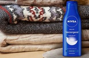 NIVEA verzorgende body milk
