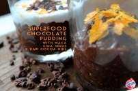 Guiltless Superfood Chocolate Pudding