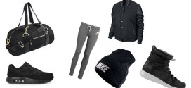 Black Nike Christmas Gifts for Her (to give or keep)