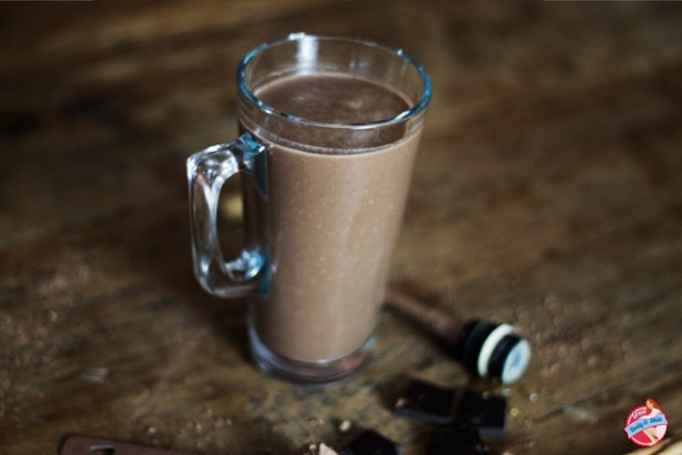 Mexican Style Paleo Hot Chocolate