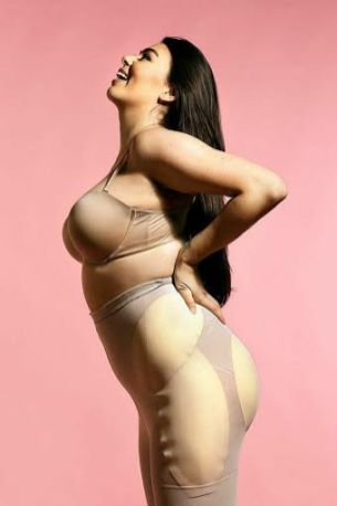 plussizemodels and padding 1