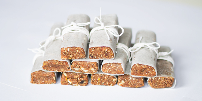 raw food energy bars
