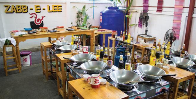 thailand Chiang mai zabb-e-lee cooking school review