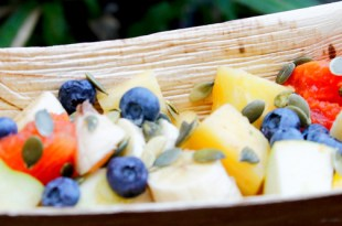Tropische fruitsalade