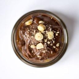 Notella vegan sugar free answer to Nutella