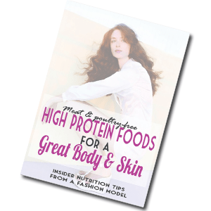 e-book high protein foods meat & poultry free a model recommends