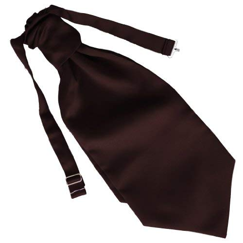 57167fd1849e Men's Satin Wedding Ruche Cravats - Great British Tie Club