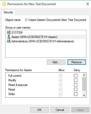 windows-permissions