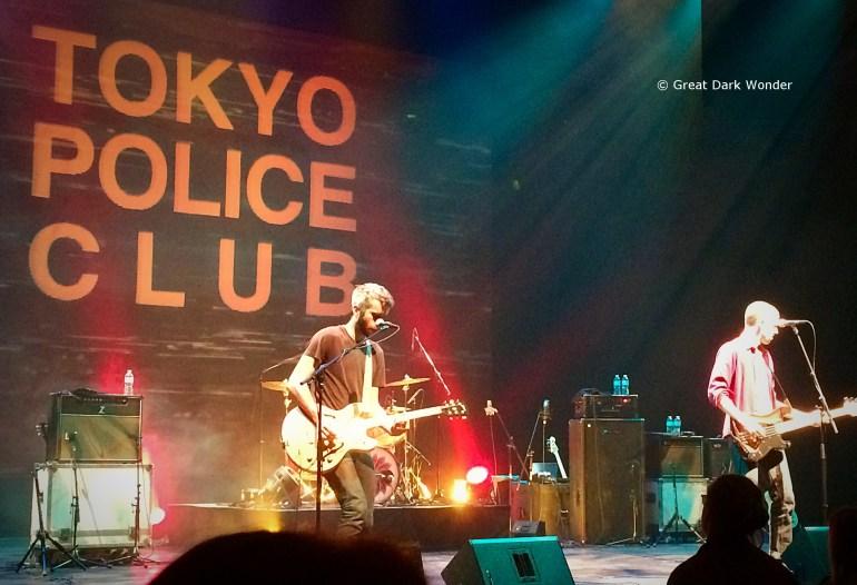 Tokyo Police Club
