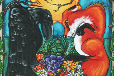 The Raven & The Fox - Album Cover
