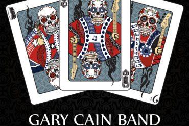 Gary Cain Band - Twangedelic Bluesophunk