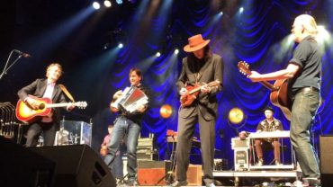 Blue Rodeo and Friends