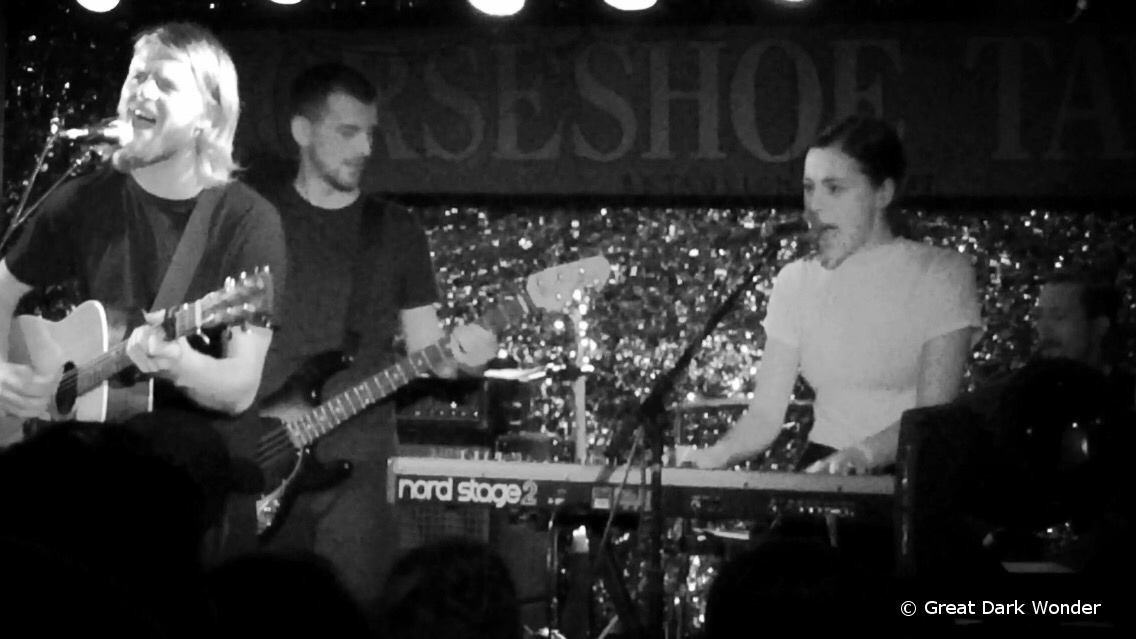 Common Deer, Horseshoe Tavern, Toronto, ON, 24 Nov. 2016