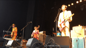The Sadies, Budweiser Stage, Toronto, ON, 19 August 2017