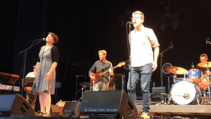 The Skydiggers, Budweiser Stage, Toronto, ON, 19 August 2017
