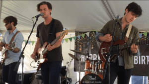 Jane's Party, Creemore Springs Brewery, 26 August 2017