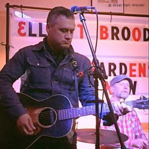 Elliott BROOD, Avening Community Centre, Creemore, ON, 28 October 2017