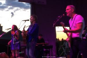 Jim Cuddy Band, Tawse Winery, Vineland, ON, 24 June 2017
