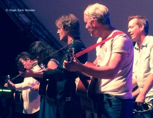 Jim Cuddy Band, Jackson-Triggs, Niagara on the Lake, ON, 3 July 2016